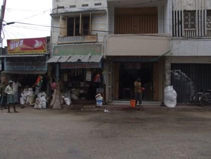 Morning scene in Jaffna