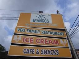 Newly opened vegetarian family restaurant