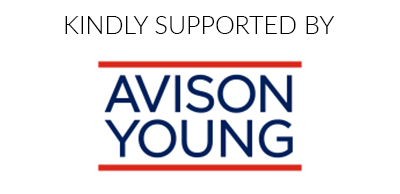 Kindly supported by Avison Young