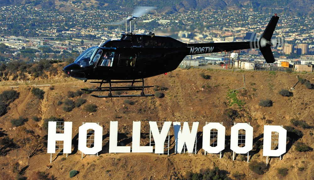los angeles helicopter charter