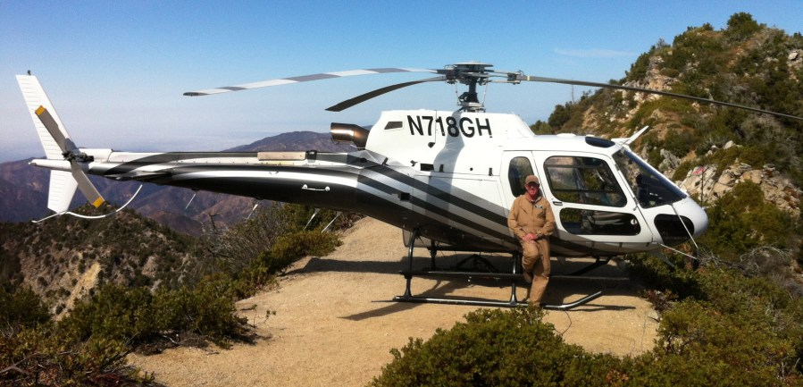 helicopter pilot graduate