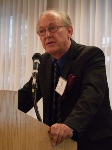 Michel Chossudovsky speaking Conference 2011.