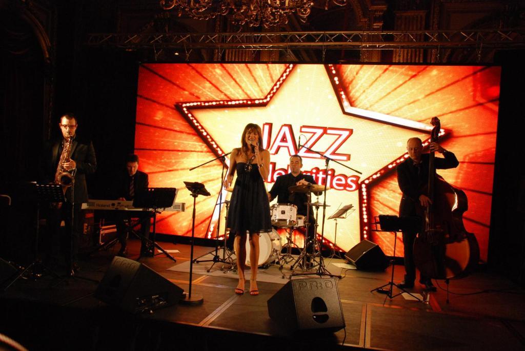 Groupe de Jazz All in Jazz à l'hôtel Westin - Paris