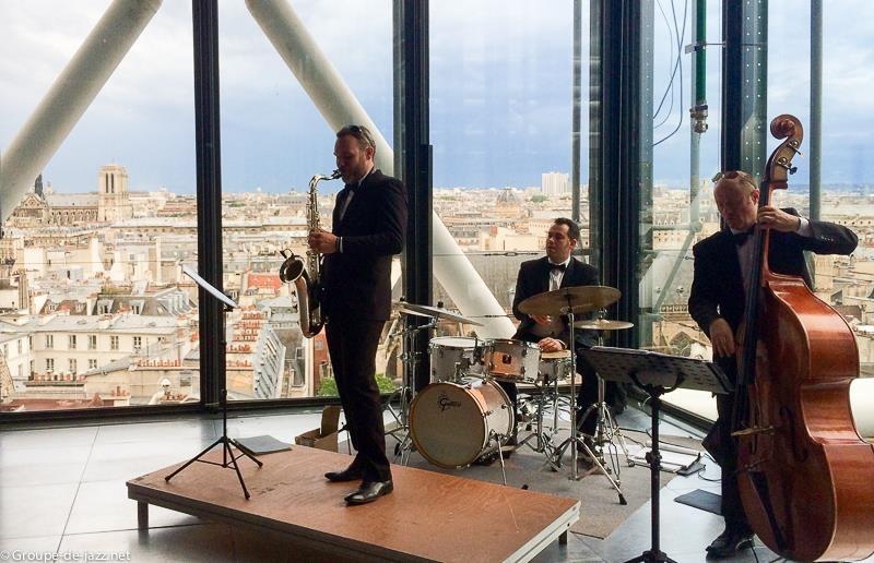 Trio Jazz Entreprise jazz trio