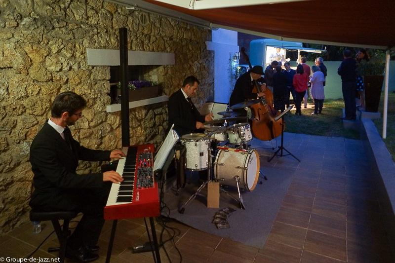 Groupe jazz soirée privée dans les Yvelines