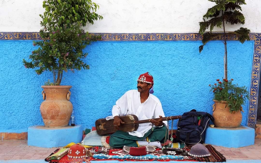 sondage importance musique maroc