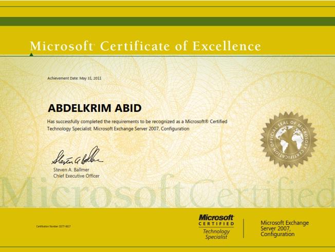 Configuration d'une infrastructure Active Directory sous Windows Server 2008