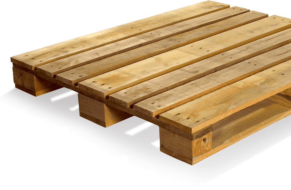 Wood pallet sub-products, stringer pallet, block pallet ... on Pallet Design  id=34882