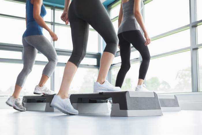 Step Aerobic groupfit