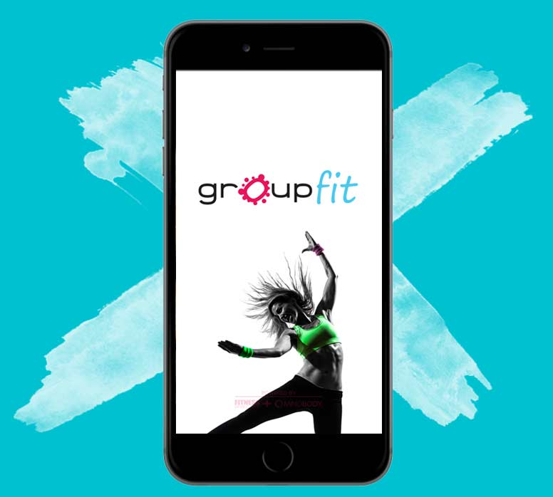groupfit App - Kurs buchen