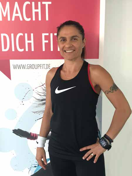 groupfit Trainer Leyla