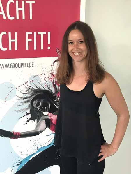 groupfit Trainer Simone