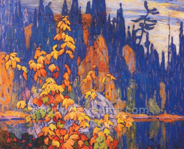 Autumn Algoma 1920