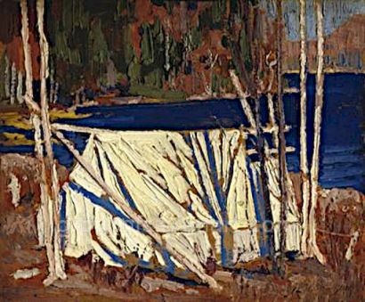 The Tent 1915