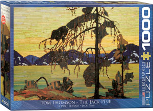 Tom Thomson The Jack Pine Puzzle