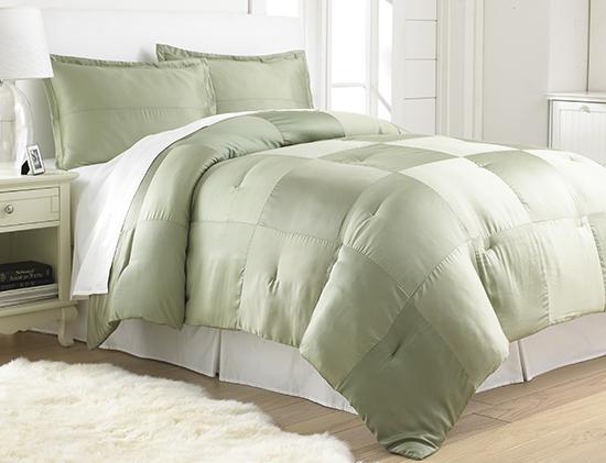 Hotel Design 800 Thread Count 3 Piece Queen Comforter Set