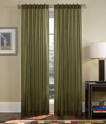 Set Of Two Window Curtains