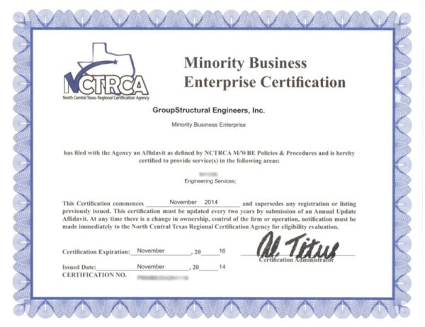 Group Structural Engineers, Inc.