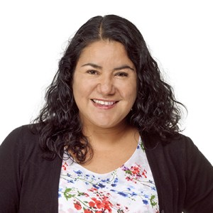 Head and shoulder photo of Nancy Nunez, Groupwork Institute Facilitation Associate