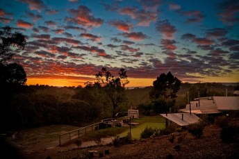 Sunset-over-the-Wedge-in-Commonground