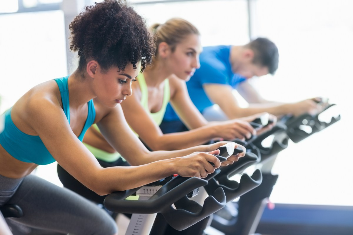Spin Class Ideas: Maximum Effort Interval Training