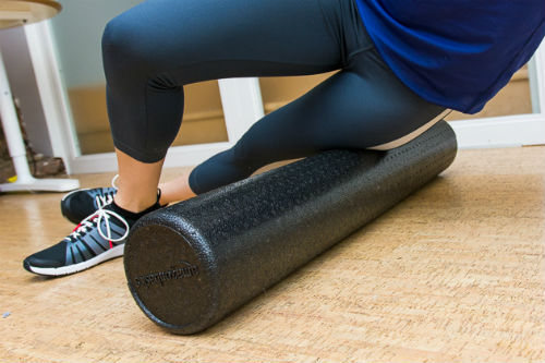 Gifts for Healthy Moms: Foam Rollers