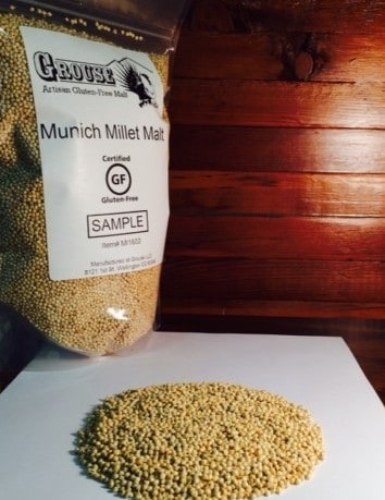 Introducing Munich Millet Malt