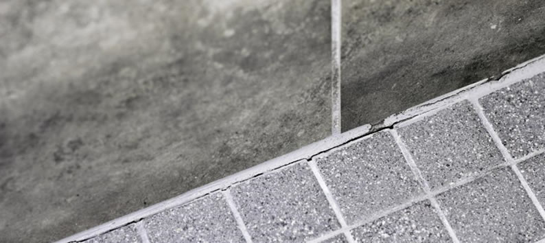 to seal shower grout