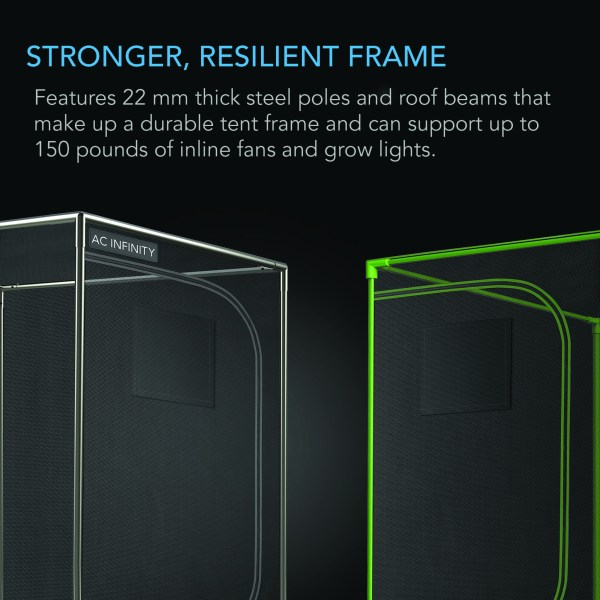 Stronger and More Resilient Frame