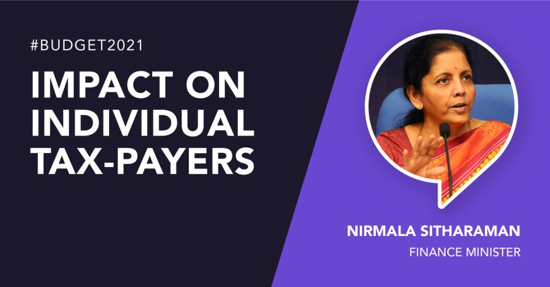 Tax impact on Individual Tax payers