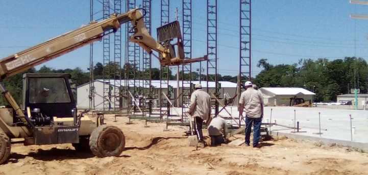 Dispensary Construction