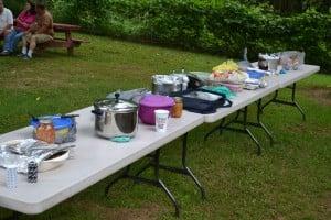 RBM GA picnic