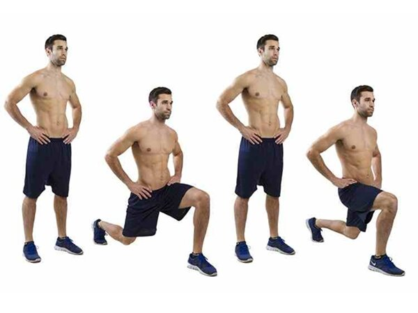 Lung Dips