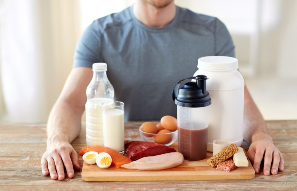 The functions of proteins: Which foods contain protein?