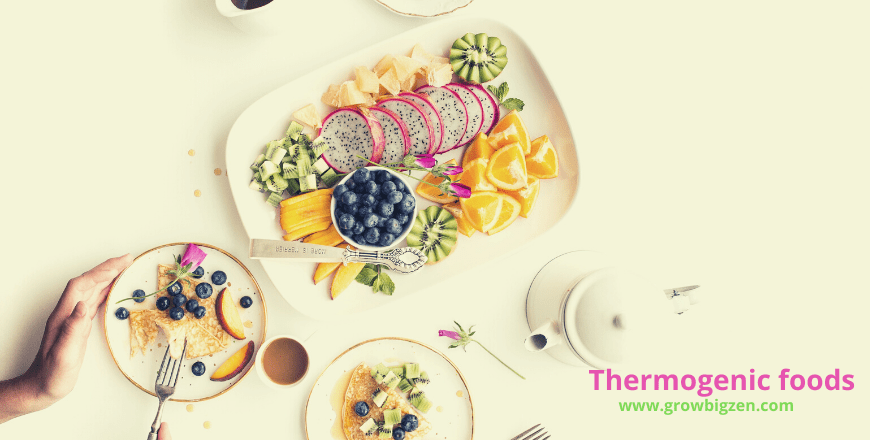 What foods have a thermogenic effect? 17 Foods with Thermogenic Effect