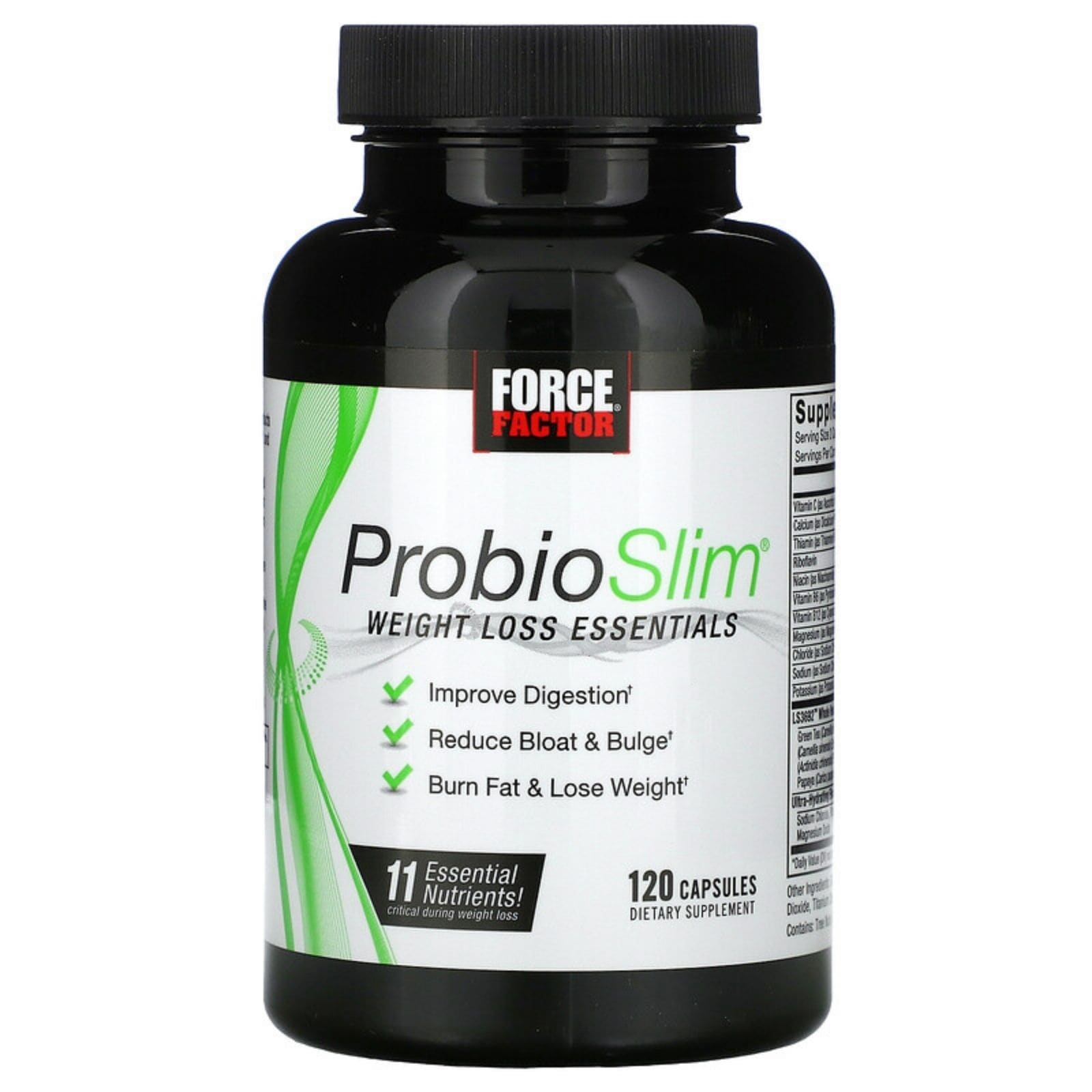 Best probiotic supplements for weight