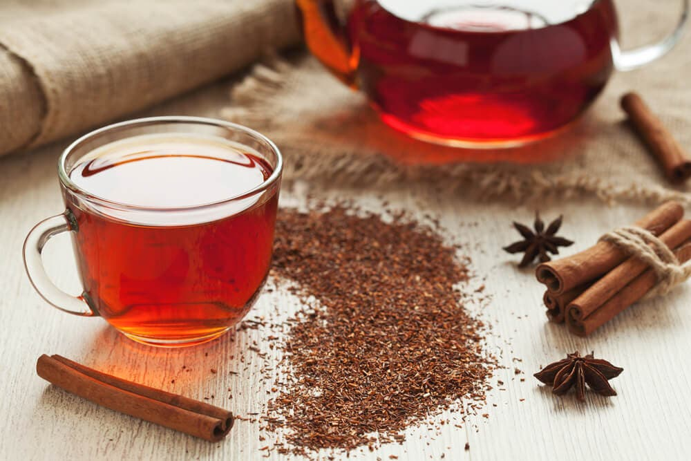Rooibos tea: Makes it easier to lose weight