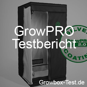 growbox growpro test