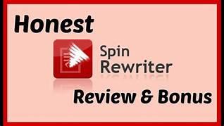 Spin rewriter image