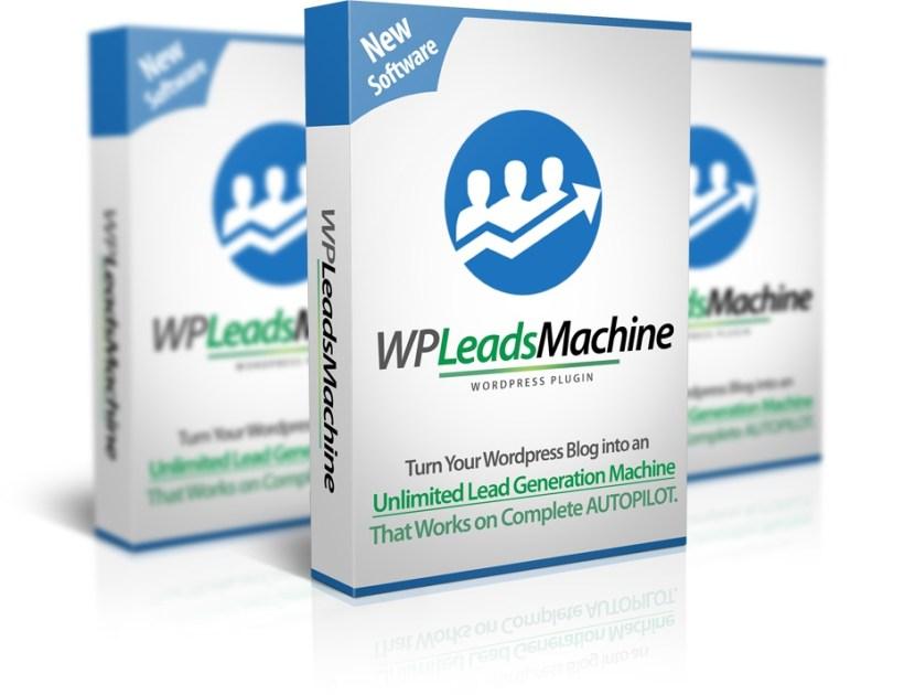 wp leads machine