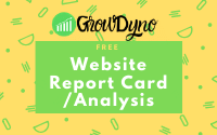 Website Report Card/Analysis
