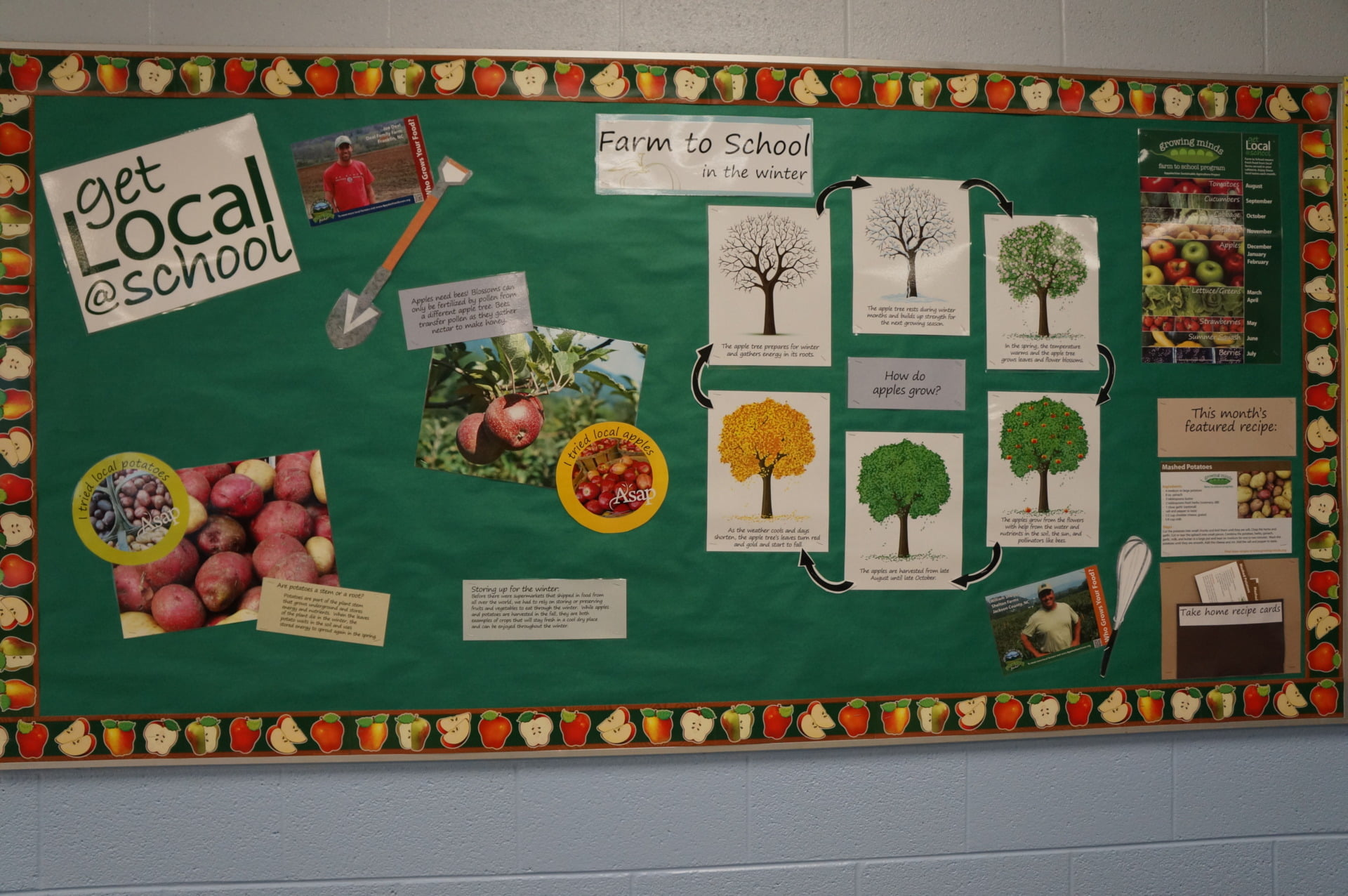 Get Local School Bulletin Board