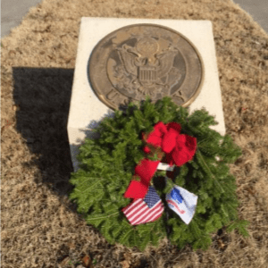 wreaths across america ceremony