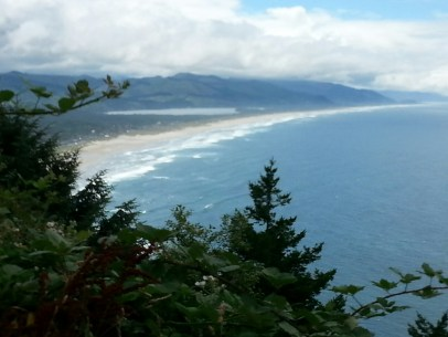 View of Nehalem from road