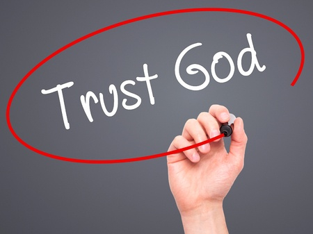 Discipleship Devotional Study Guide - Knowing God - Proverbs 3:5-6 - Trust In The Lord - Growing As Disciples
