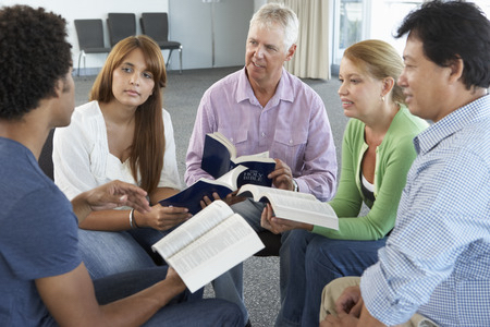 Discipleship Devotional Study Guide - Guidance - Galatians 5:16-18 - So I Say Live By The Spirit - Growing As Disciples
