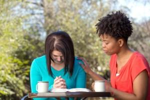 Discipleship Devotional Study Guide - Prayer - 2 Corinthians 1:3-5 - God Of All Comfort - Growing As Disciples