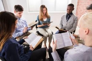 Discipleship Devotional Study Guide - God's Word- Romans 15:4 - Teach Me - Growing As Disciples