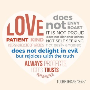 Discipleship Devotional Study Guide - Becoming Like Christ - Day 15 - 1 Corinthians 13:4-7 - Love Is - Growing As Disciples
