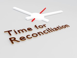 Discipleship Devotional Study Guide - Becoming Like Christ - Day 105 - Matthew 5:23-24 - Be Reconciled- Growing As Disciples